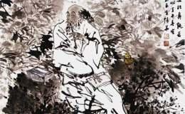 读许怀华中国画作品