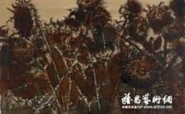 """评""""许江新作展""""的本体语言风格"""