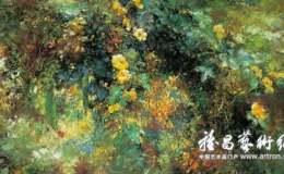 周瑞文的油画作品