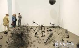 世界艺术品市场:纽约、香港、北京三足鼎立