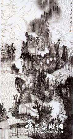 解读何加林的国画创作