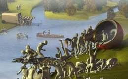 中国新世纪的影像