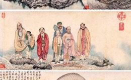 """4幅中国书画拍出亿元天价 专家:谨防""""泡沫"""""""