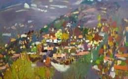 自然和心灵的风景——王克举的油画