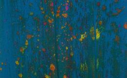 深沉静默地与这无限体合为一——李磊的抽象艺术