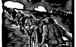 《木刻纪程》:延续1931年的故事