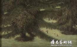 论李瑞年油画艺术的特质