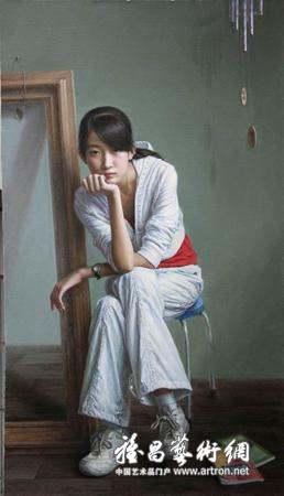 浅议安静的油画艺术