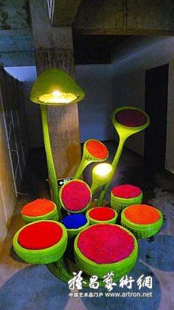 2010四川美院设计艺术学院毕业设计印象