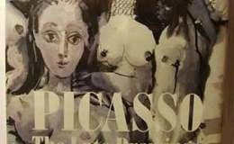 情色名画 毕加索一生专注女人体