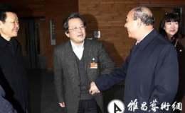 """全国政协委员冯远:""""我正在推动一个创作项目"""""""