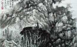 由山川到笔墨——我的中国画山水画观