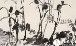 春种秋收——闫新生的花鸟世界(附图)
