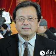 中国画学会成立名家访谈之冯远