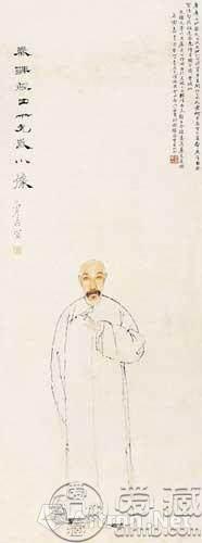 明月前身 清风襟怀——虚谷对传统文人画风的超逸(一)