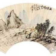 山中有真意—清代蒲华山水画风格探析(三)