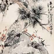 半是花痴半墨痴—清代蒲华花卉画的特色及风格演变(二)