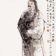 朱万章:刘济荣绘画浅论