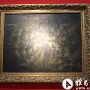 """""""废墟中的辉煌——陈欣绘画展""""在798第零空间开幕"""