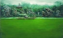 花园中的观望:徐弘的新绘画