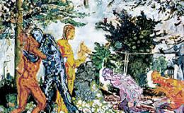 从特立独行者到政治历史画家:丹尼尔 • 里希特及其绘画
