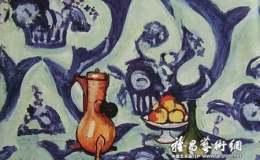 马蒂斯的绘画与他的纺织激情电影品
