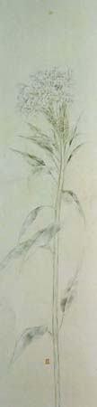 一缕春雨 庭院无声:走近张恒翼及其工笔画作品
