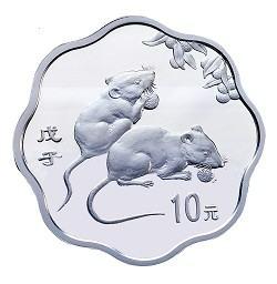 2008年鼠年本色银币价格是多少?有哪些收藏投资价值?