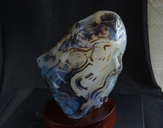 海洋玉髓原石 海洋玉髓原石价格暴涨