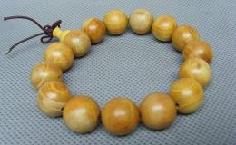 黄杨木手串多少钱,黄杨木手串价格与图片