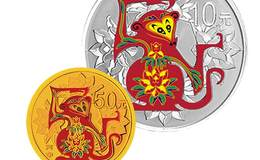 生肖彩色金币价格值多少钱?