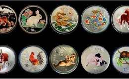 十二生肖彩色銀幣價格是多少?十二生肖彩色銀幣價格表