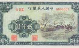 蒙古包人民幣鑒別方法是什么?蒙古包人民幣價格