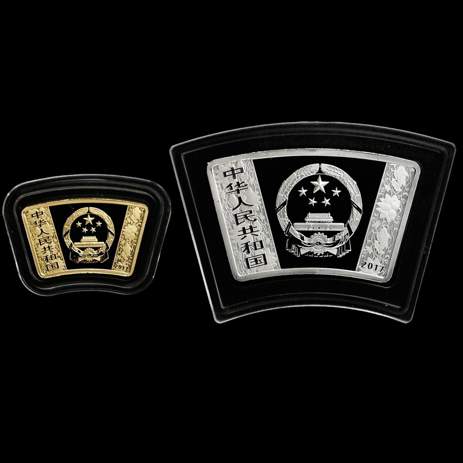 第二�香港欧美黄片生肖扇形金�y��r格值多少�X?第二�生肖扇形金�y�攀��