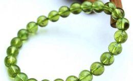 橄榄石手串如何鉴别,橄榄石手串包浆图片