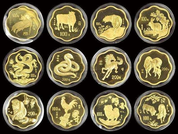 解析十二生肖金币收藏前景