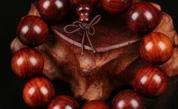 红酸枝手串有什么好处,红酸枝手串的功效与作用