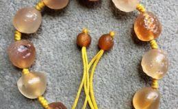 戈壁玛瑙手串有什么好处,戈壁玛瑙手串的功效与作用