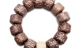 蜜瓜菩提手串有什么好处,蜜瓜菩提手串的功效与作用