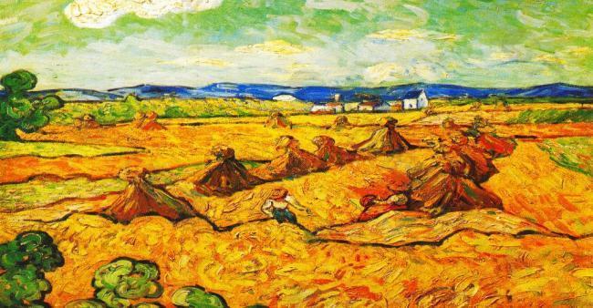 梵高油画收藏价值有哪些?梵高油画作品赏析