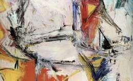抽象派油画价格是多少?抽象派油画拍卖纪录