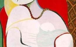 抽象派油画作品如何欣赏?抽象派油画作品图片