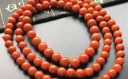 南红珠子多少钱一颗  南红手串200一串真实吗
