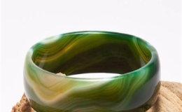 假绿玛瑙手镯图片   怎么鉴别绿玛瑙