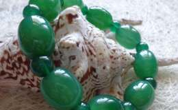 天然玛瑙有绿色的吗   真假绿玛瑙的鉴别图片