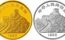 中国名胜金银纪念币回收价格