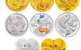 2017吉祥文化金银纪念币价格 收藏价值高吗