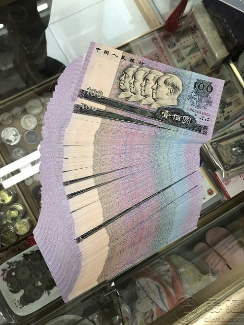 1980年100元纸币现在的价格 1980年100元人民币一张的价格