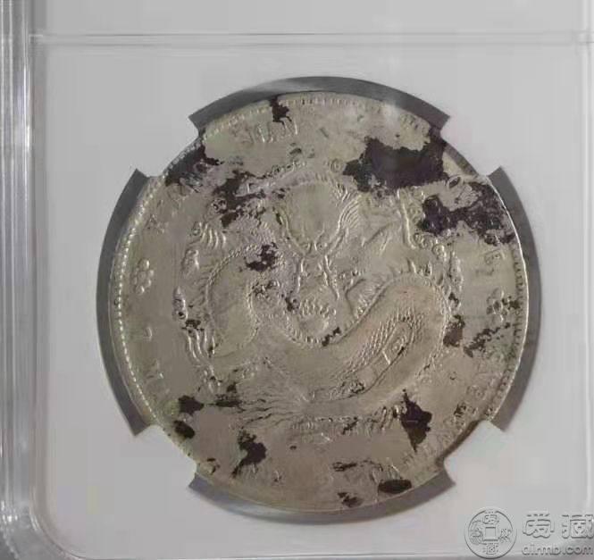 江南癸卯银元图片及最新价格 有多少价值