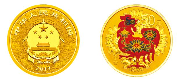 为什么十二生肖彩色金银币更受青睐